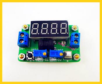 dc 24v to dc 12v 5v Converter Module CC CV  Constant Voltage Current Buck module with LED Volt Ammeter