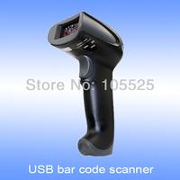 Laser bar code scanner USB hand-held 4mil scan precision NT-F5