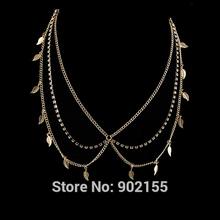 cheap gold hair jewelry