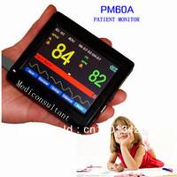 Contec PM60A Child Portable Patient Monitor, Children Hand-held Pulse Oximeter, Fingertip SPO2, PR Measurement