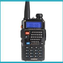 10 sets/lot BaoFeng UV5RE Plus Dual Band 136-174 / 400-480MHZ Radio + Earpiece / 1800mAh Battery