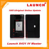 LAUNCH DISTRIBUTOR 100% Original LAUNCH X431 IV Professional Auto diagnostic tool Free Update Via internet X-431 Master IV
