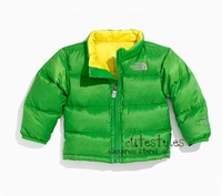 Outerwear & Coats girls fashion long Sleeve Cotton-padded Jackets Coats For Kids Winter Clothes