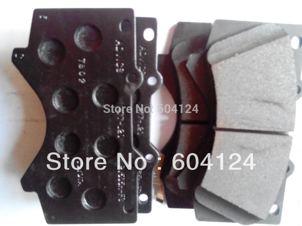 Тормозные накладки и аксессуары ADVICS 04465/60280