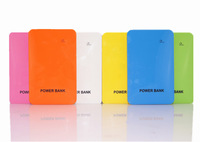 10000mah Super Slim The One Candy Color Portable Power Bank for iphone Samsung HTC etc. Retail Price