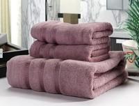 free shipping 100% Bamboo fiber  towel bath towel piece set bamboo fibre jacquard  bamboo towel towel gift  set