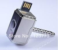 Avengers alliance  Thor's hammer model  usb 2.0 memory pen drive flash stick thumb disk gift