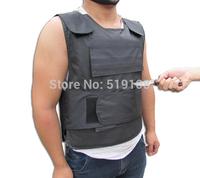 Outdoor self-defense equipment Top puncture-proof and bulletproof vest tactical safety vest Y7111