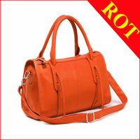 2013 Women's Fashion Brand Bag High Quality PU Leather Handbags 4colors Hot Selling Free Shipping