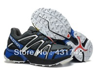 2013 branded men athletic shoes salomon Running shoes, Salomon XT HORNET, walking shoes ans tenis shoes drop shipping