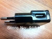 2in1 2pcs/lot  1pcs USB Cable + 1pcs EU Plug Wall Charger For Samsung Galaxy Note 2 N7100  i9220/Galaxy S3 i9300/S2 i9100,hh0002