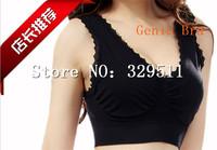 60pcs/lot (20set) Free Shipping Genie Bra with Removable Pads Shaper Vest BODY SHAPER Push Up BREAST RHONDA SHEAR  (Retail Box)