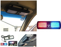 DC12V 86LED Car Emergency strobe light / Visor light / Visor strobe Flashing lamp Auto Warning lamp