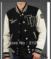 2013 new  men's   leather classic leather jacket
