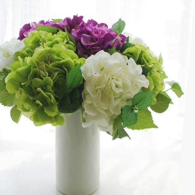 Online Get Cheap Artificial Floral Arrangements Centerpieces Aliexpress