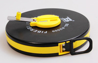 Free shipping 10m FIBERGLASS TAPE measurer,measureing tools