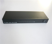 2013 Hot sale 1x16 HDMI Splitter Support 3D full HD