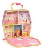 Lalaloopsy happy Angel Angel Lodge portable dollhouse free shipping