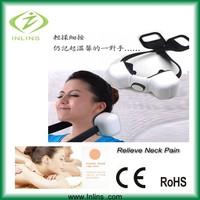 Free DHL NEW Neck Cervical Vertebra Massager Acupuncture Treatment Human Engineering Design Body Massager Ineck