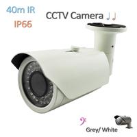 40M IR CMOS Waterproof  IR-Cut  Video Camera Security Camara with Bracket, By best Manufacturer&Supplier, Dropshipping