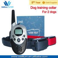 2013!! Free shipping vibration dog barking collar-1000m*@