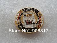 Poker Card Guard Casino Coin ----King          5 pieces/lot