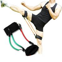 Leg trainer resistance bands Taekwondo fitness exercise