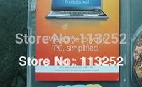 Free shipping 6pcs/lot W1N7PR0 32bit 0EM software stock factory sealed boxed wholesale