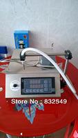 free shipping+Digital Control +Pump Liquid Filling Machine for olive oil,beverage+bottle filler