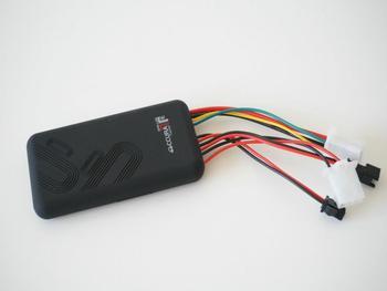 Бесплатная доставка GPS трекер GPS слежения за автотранспортными средствами! мини-автомобиль автомобильный GPS трекер GT06 с отрежьте топлива / стоп двигателя / GSM sim-сигнализации