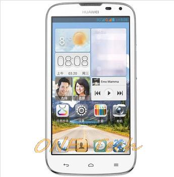 Free Shipping Smart Phone Huawei G610s 5inch  MTK6589M quad 1.2G processor 1GRAM +4GROM Dual sim WCDMA two colors