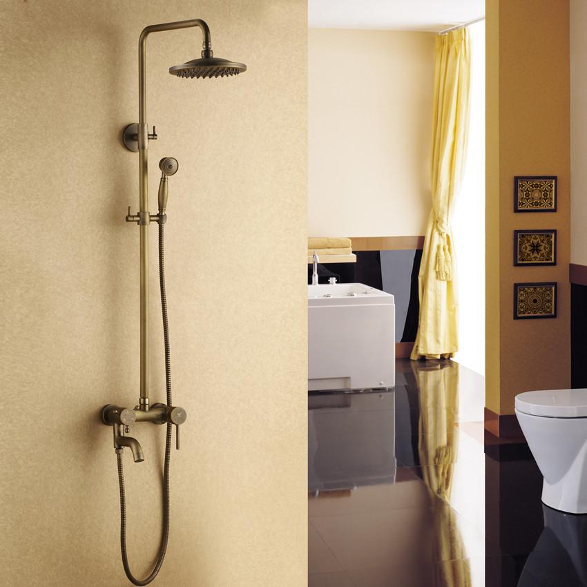 bathroom shower head free shipping bathroom faucets classic shower ...