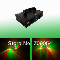 New 2013 stage lights  double 50mW green+100mW red+150mW dj mixed yellow laser for disco bar
