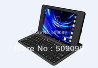 2013 New nexus 7 2 gen keyboard, Wireless keyboard case with bluetooth 3.0 for Nexus FHD 100pcs/lot  Free shipping