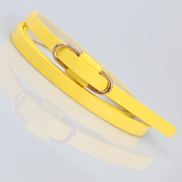 Free Shipping!!! Hot-Sale Products!!!  Korea Edition Contracted No Needle Thread Slipping Slender Belt .