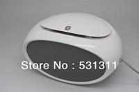 Vibration Speaker Bluetooth Speaker Portable Mini Speaker with FM Radio Bluetooth TF  Slot 360 degree Resonance