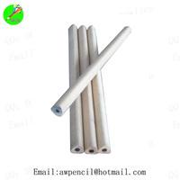 Customized 7inch jumbor nature  triangle wooden carpenter pencil  ,LH-216