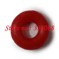HENGLONG 3851-2 RC EP car Mad Truck 1/10 spare parts Rubber buffer ring / cushion ring /rubber ring / red ring