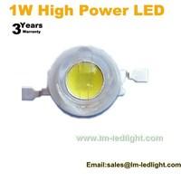 100pcs/LOT Good Quality 1W High Power LED Free shipping 1W High Power LED Heat Sink Aluminum Base Plate