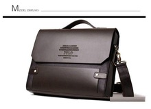 hot selling Free Shipping Man bag male shoulder bag briefcase messenger bag casual bag men's fashion briefcase men messenger bag(China (Mainland))