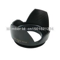 Flower Shape 52mm Lens Hood for CANON EF 50MM F/1.8 II Nikon D3100 D60 D5000 D3000 D40 D40