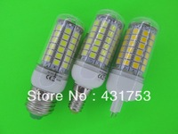 NEW  85V-265V/AC 5W 6W 7W 12W  E27 5050 LED Corn Bulb Light LED Lamp 360 degree white / warm white ( high brightness )