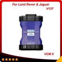 2014 New Release VCM II JLR V137Best Quality Auto Code Reader VCM 2 Multi-Languages Professional Diagnostic Interface New VCM