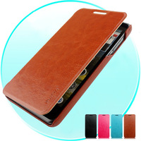 Free Shipping Lenovo P780 Leather Case Flip Business Style Leather Cover Skin for P780 10PCS/Lot Dropship