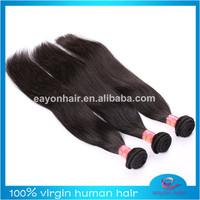 """alibaba express human hair bangs grade 5A 10""""-30"""",unprocessed  cheap peruvian remy hair 4pcs straight free shipping"""