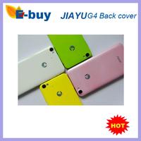 Original Back cover case for Jiayu G4  G4S G4C MTK6589 3000MAh phone
