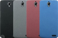 2 * Hard Sand  Matte case for TCL IDOL X S950 Smart Phone, Choose Two Different Colours