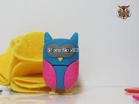 8GB Minions toy Doll cartoon model USB 2.0 Memory Flash Stick Pen Drive free shiping