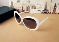 "Free Shipping! 2013 ""VOGUE"" women 's sunglasses Cool Fashion Mirror Star retro sunglasses"