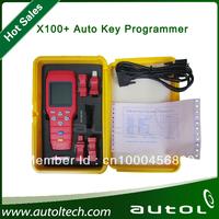 New arrivals X-100+ X100 Plus Auto Key Programmer free shipping universal key programmer x100 plus